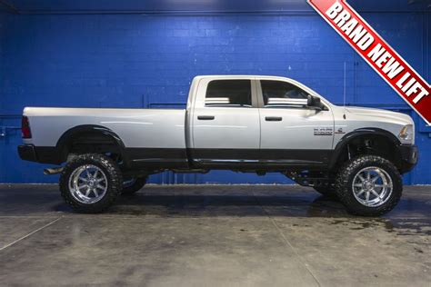 Used 2015 Dodge Ram 2500 Outdoorsman 4x4 Diesel Truck For