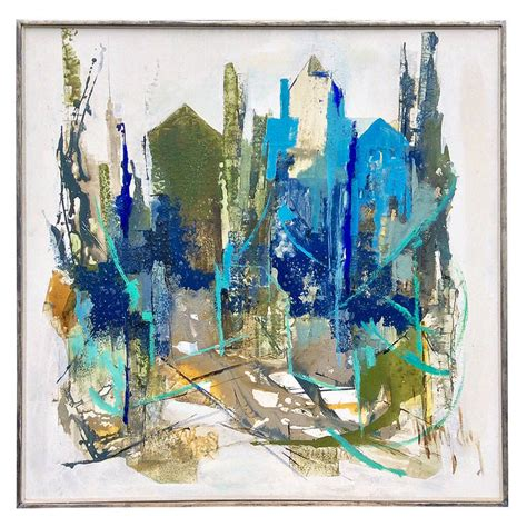 abstract  noted  england artist harry day