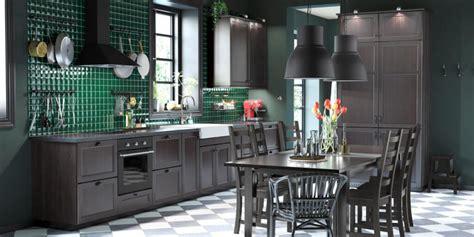 Ikea Küchen Schwarz by Farbkonzepte F 252 R Die K 252 Chenplanung 12 Neue Ideen Und