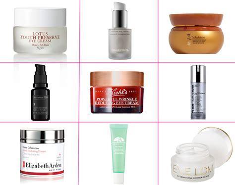 How to Choose the Best Eye Cream - Moisturizers - Skin