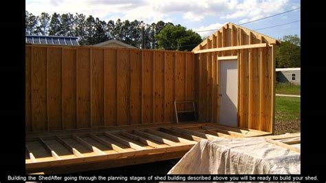 shed plans 8x12 with loft shed plans 8x10