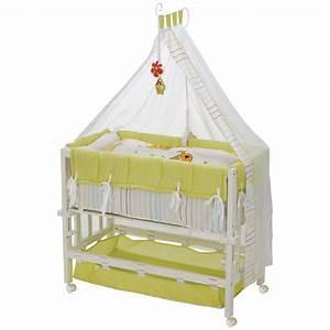 Baby Wiege Bett : roba biene maja stubenbett 4in1 stuben wagen baby wiege ~ Michelbontemps.com Haus und Dekorationen