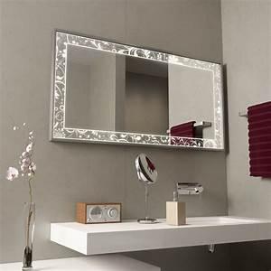 Glasschiebetür Mit Spiegel : spiegel f r das bad mit alurahmen fiodora 989705143 ~ Sanjose-hotels-ca.com Haus und Dekorationen