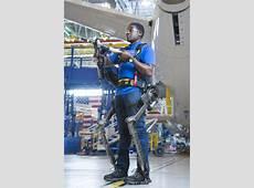 Innovation in Exoskeletons NIST
