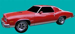 Phoenix Graphix 1975 Pontiac Lemans Gt Decal Kit