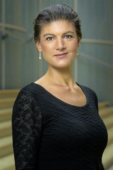 "Almanya'da kafalar da, hesaplar da karıştı. Sahra Wagenknecht: ""Ich war selten so glücklich wie heute"""