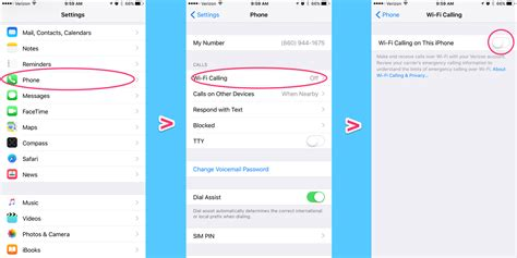 does iphone wifi calling how to use wifi calling on an apple iphone business insider