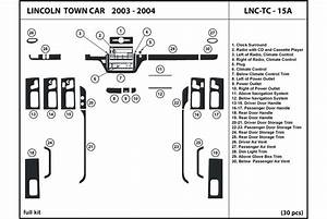 Dl Auto U00ae Lincoln Town Car 2003