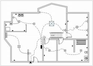 Lighting Wiring Diagram Home