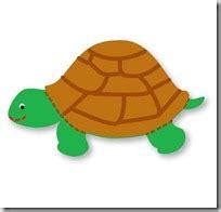tortuga con moldes manualidades foami fieltro colorear dibujos infantiles