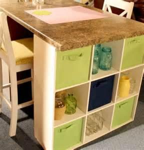 kitchen island storage ideas 28 easy diy kitchen storage ideas browzer