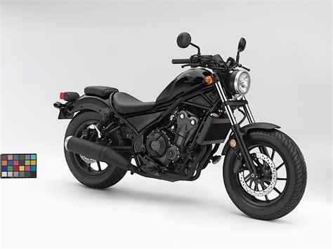 Honda Unveils New Rebel 500 For 2017