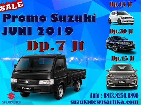 Gambar Mobil Suzuki Carry 2019 by Harga Mobil Suzuki Bulan Juni 2019 Harga Suzuki Ertiga