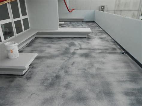 resina terrazzo impermeabilizzazione in resina per terrazzi la resina di