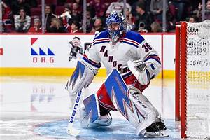New York Rangers' Henrik Lundqvist Ranked No. 8 Goalie by ...
