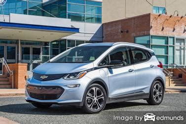 Are chevrolet volts expensive to insure? Best Insurance Quotes for a Chevy Bolt EV in Colorado Springs Colorado