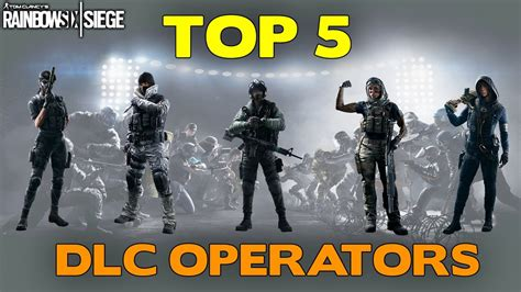 siege v駘o rainbow six siege tips top 5 dlc operators