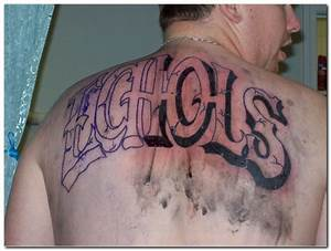 13 Cool Name Tattoos Designs - Project 4 Gallery