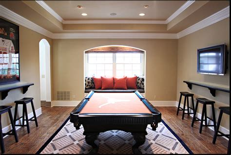 25 small pool table room design ideas for tiny house home123