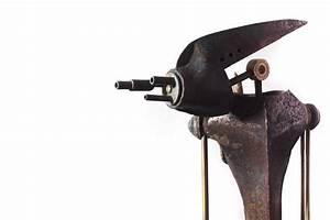 Chester Copper-Bot   NIk Burns Sculptor