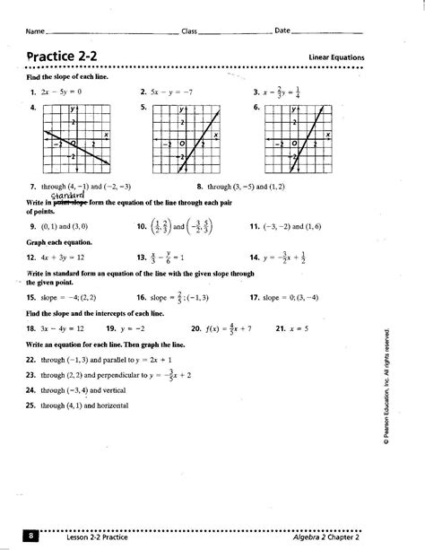 writing linear equations worksheet doc printable worksheets and activities for teachers