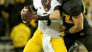 For Gophers' Leidner, Hawkeye rivalry is personal   Iowa ...