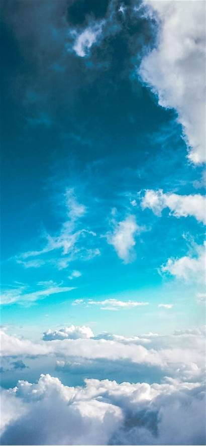 Iphone Sky Clear 5k 4k Wallpapers Clouds