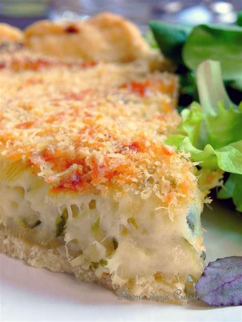 cuisine antillaise facile tarte à la morue antillaise entrees quiches tartes