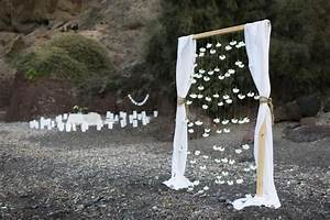 Wedding Decor tietheknotsantorini com