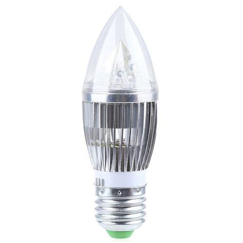 high quality e27 5w 220v warm white cool white led bulb