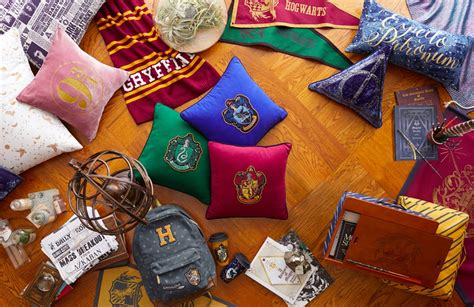 Pottery Barn Harry Potter Pottery Barn Teen Harry Potter Collection Fall 2017