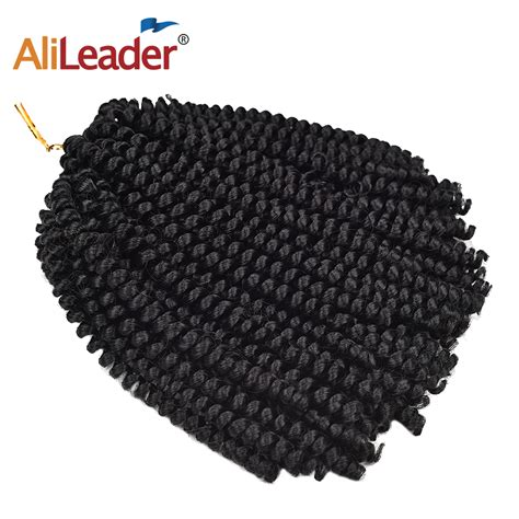 Alileader Ombre Spring Twist Hair Extensions 8 110g