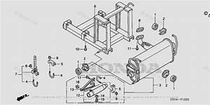 Honda Rv Generator Parts Ev6010 Fa  Vin  Ecb