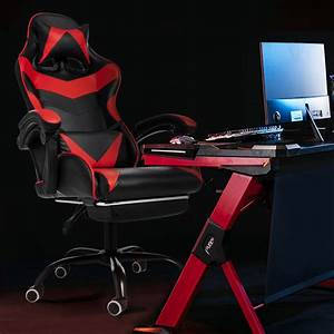 Adjustable, Racing, Style, Gaming, Chair, Reclining, Ergonomic, Computer, Game, Chair, Swivel, Gaming