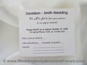 wedding response card wording rsvp cards wedding rsvp wording