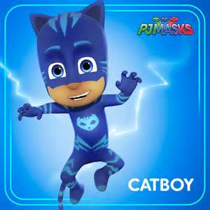 cat boy when trouble calls connor becomes catboy pjmasks