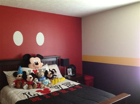 chambre mickey mouse mickey mouse bedroom mickey mouse