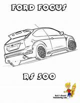 Coloring Ford Cars Focus Rs Pages Yescoloring Bossy Bold Fords Fierce Printable Yes Speed Need Sports Mega Shelby Print Cop sketch template