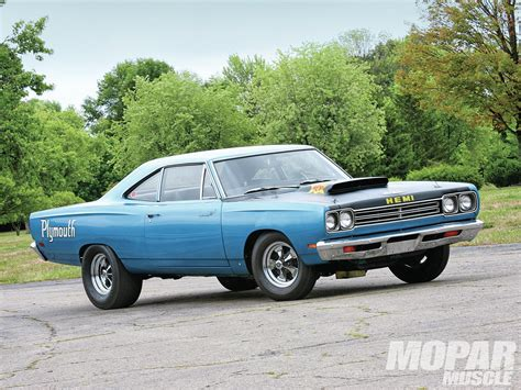1969 Plymouth Road Runner   Blast From The Past   Hot Rod