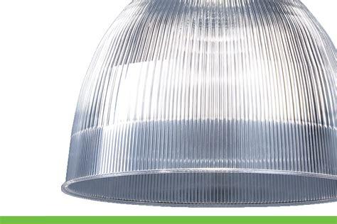 Six Durable Industrial Luminaires