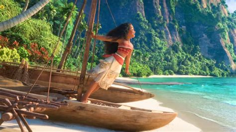 Moana On Boat Song by The Cast Of Hamilton Sang A Moana Song To Manuel