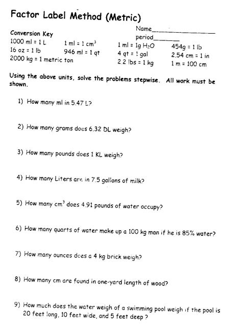 Chemistry Ph Worksheet Worksheets For All  Download And Share Worksheets  Free On Bonlacfoodscom