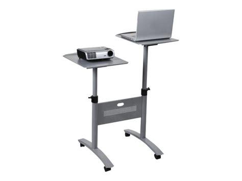 ordinateur portable bureau vallee nobo projection trolley multimedia chariot chaises et tables de restauration tabourets