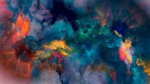 Artistic, Colorful, Acrylic, Texture, Fantasy, 4k, Hd, Abstract, Wallpapers