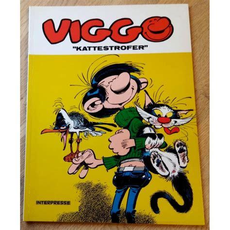 Viggo - Nr. 11 - Kattestrofer (1. opplag) - O'Briens Retro ...