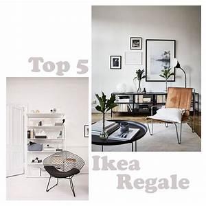 Regale Von Ikea : wohnen die top 5 ikea regale amazed ~ Watch28wear.com Haus und Dekorationen