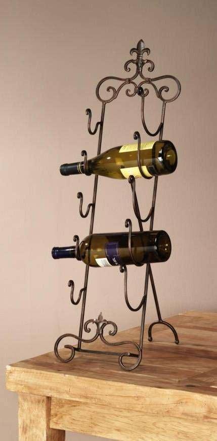 wine rack fleur de lis table top wine racks bar display accessories wine rack bar wine