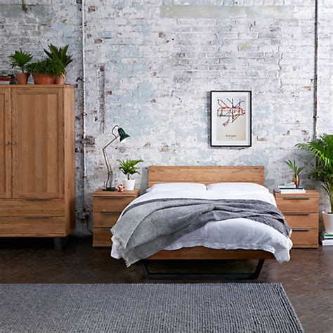 Buy John Lewis Calia Bed Frame, King Size  John Lewis
