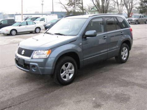 2007 Suzuki Grand Vitara by 2007 Suzuki Grand Vitara For Sale