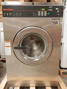 Speed Queen Coin Operated 14kg Front Load Washing Machine